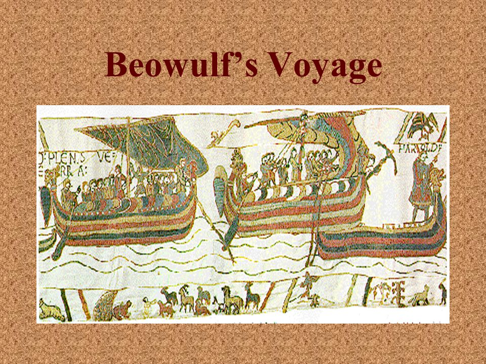 Characters in Beowulf Grendel- A powerful swamp monster; descendant of the offspring of Cain. Danes- Germanic tribe who settled in Jutland peninsula n