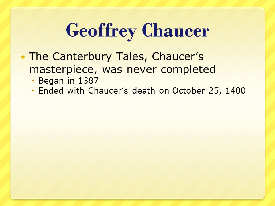 With the treatment and role of women being an important theme throughout The Canterbury Tales, explain why it's appropriate that Chaucer would tell this tale.