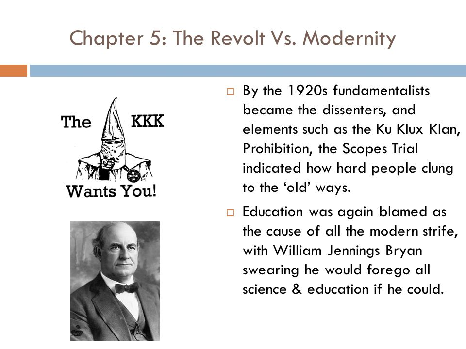 Chapter 5: The Revolt Vs.