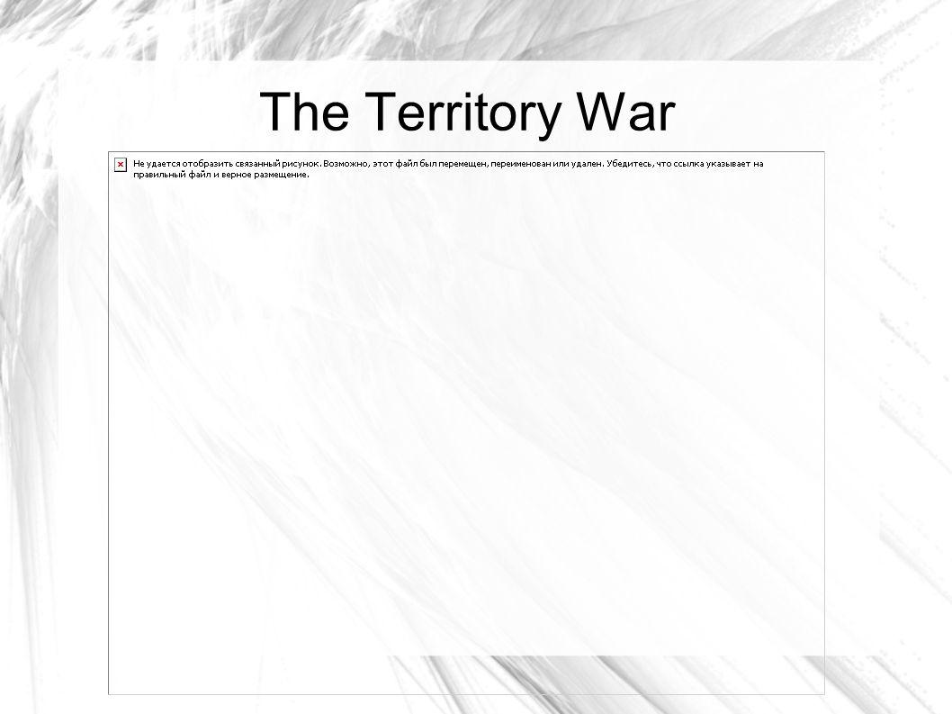 The Territory War