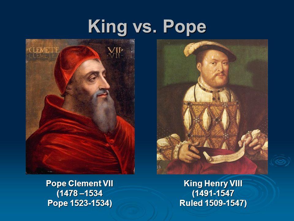 King vs.