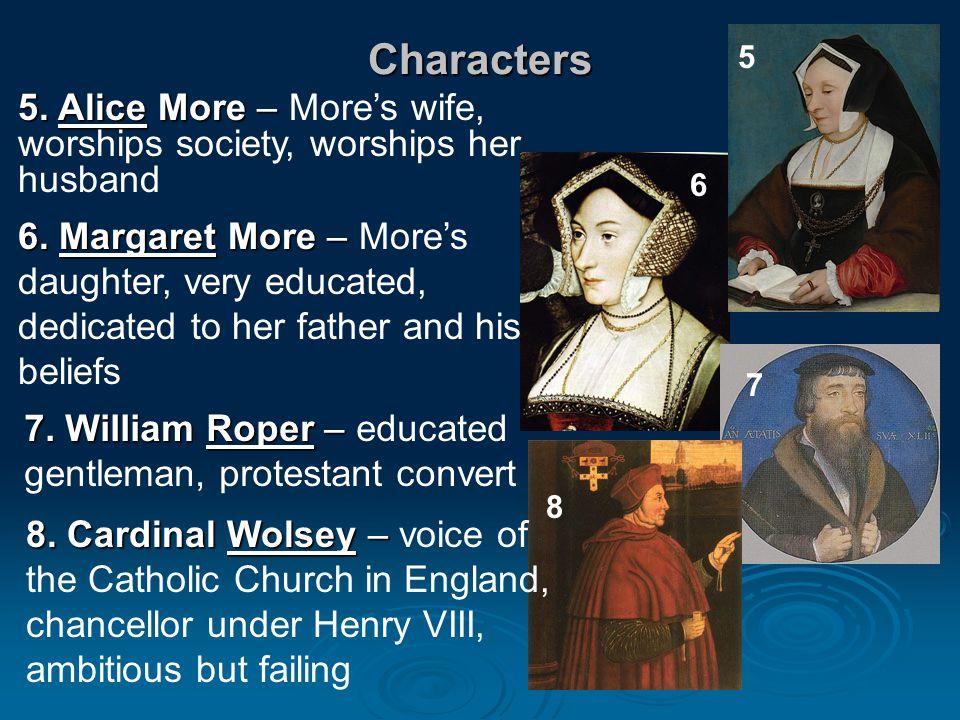 Characters 9 9.Thomas Cromwell – 9.