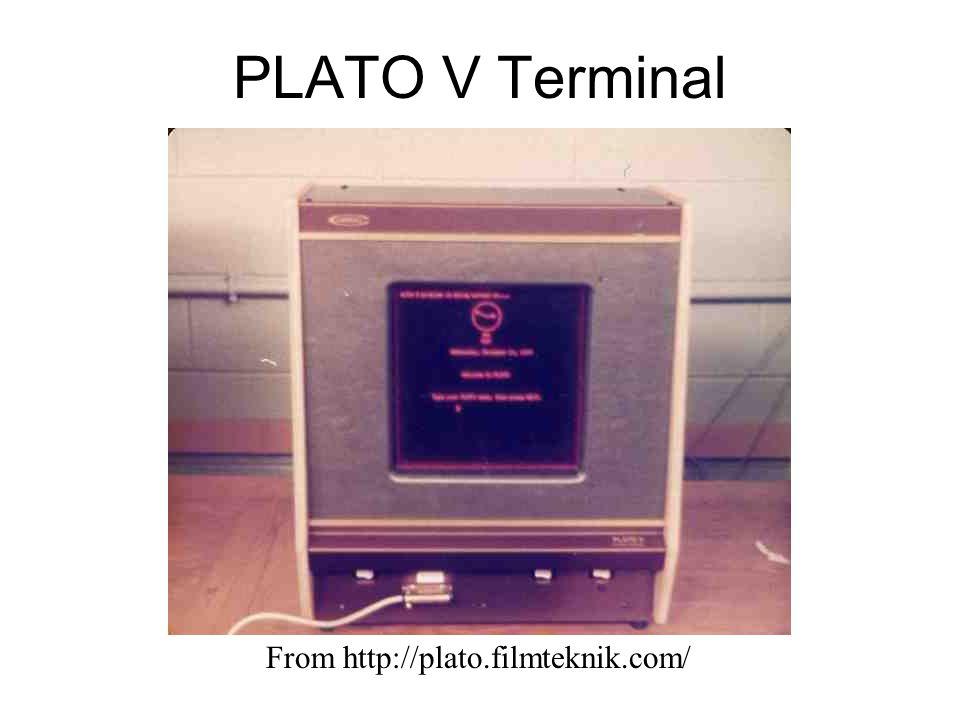 PLATO V Terminal From http://plato.filmteknik.com/