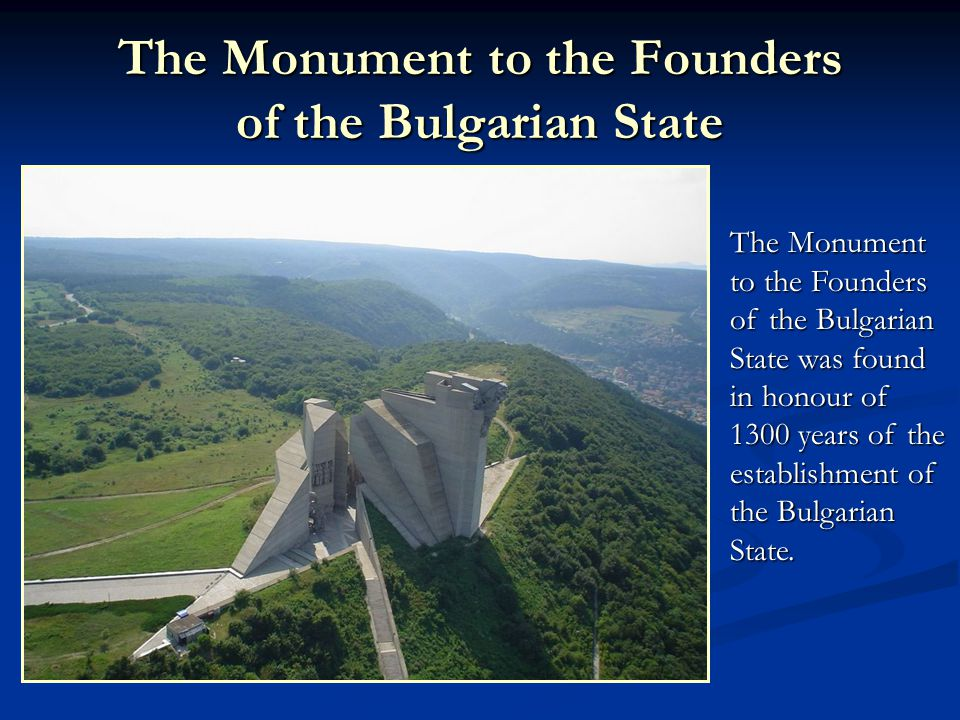 Khan Asparukh established the Bulgarian State