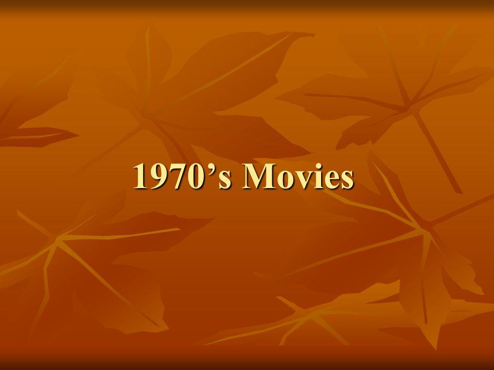1970 Patton Won Best Picture, Best Director, Best Actor (George C.