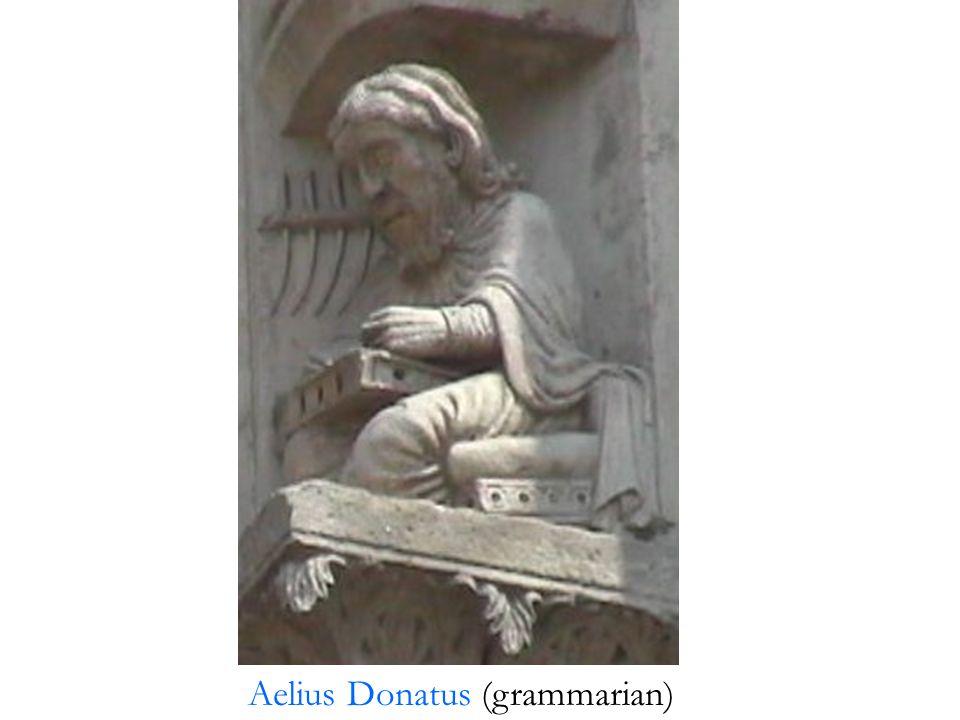 Aelius Donatus (grammarian)