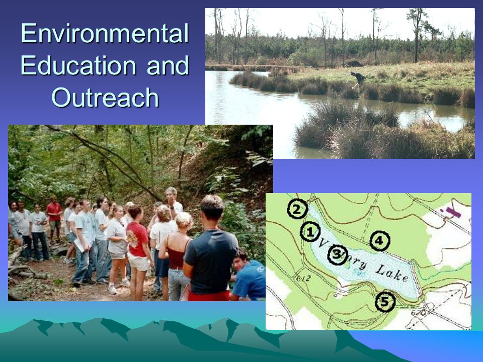 Environmental Education and Outreach