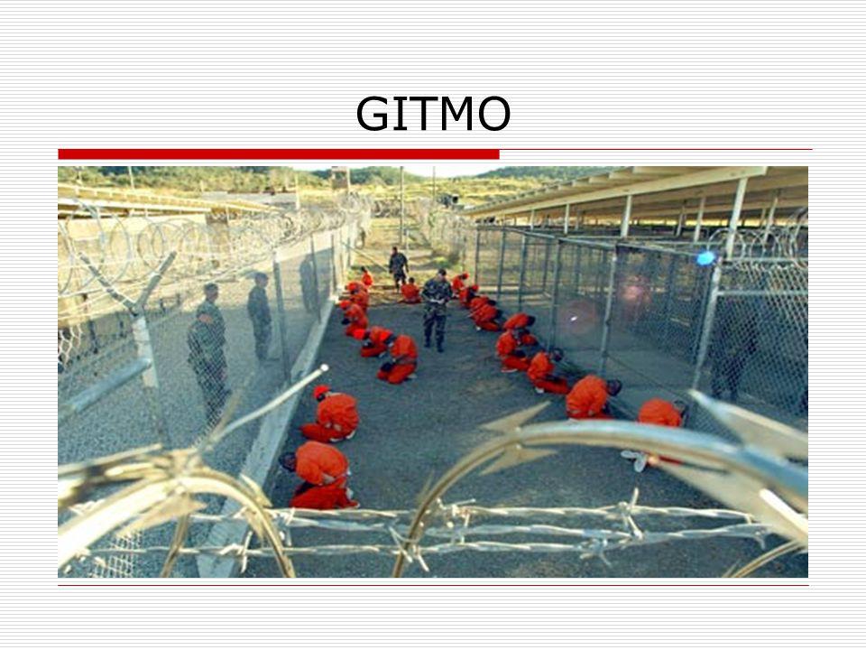 GITMO PROTEST