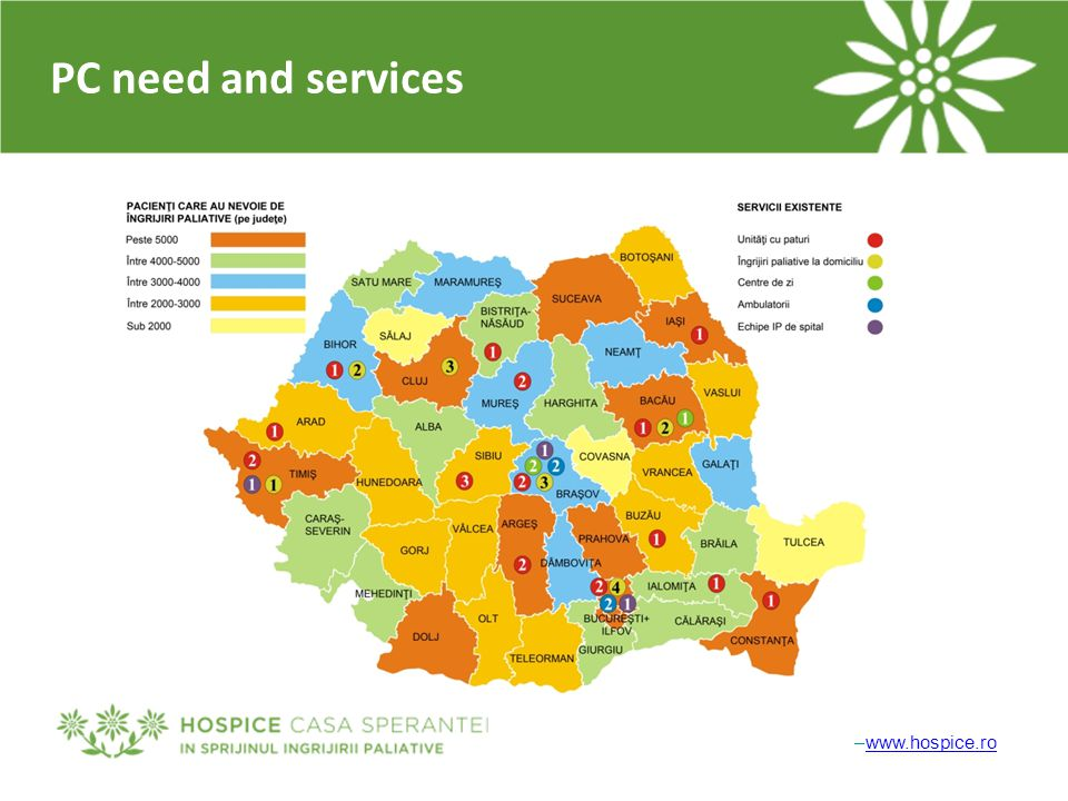 PC need and services –www.hospice.rowww.hospice.ro