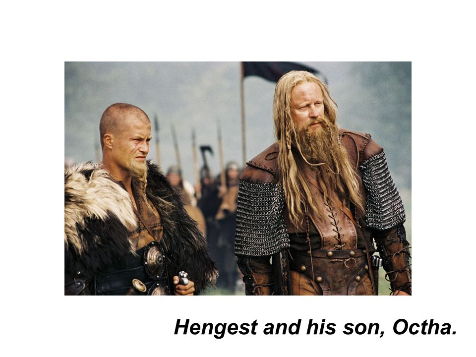 c. 452 AD Increasing Saxon settlement in Britain. Hengest invites his son, Octha, from Germany with