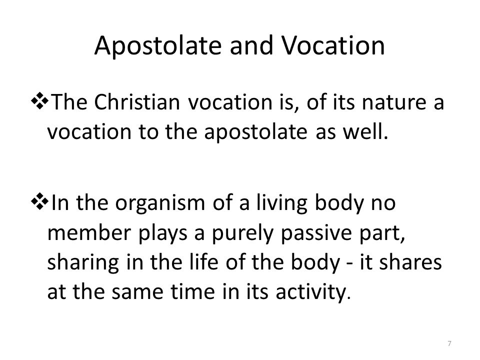 The definition of laity from Vatican II Understood to mean all the faithful except those in holy orders and those in the state of religious life specially approved by the Church.