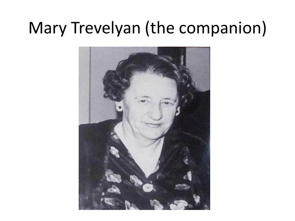 Mary Trevelyan (the companion)