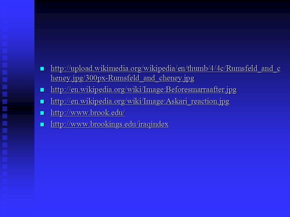 http://upload.wikimedia.org/wikipedia/en/thumb/4/4c/Rumsfeld_and_c heney.jpg/300px-Rumsfeld_and_cheney.jpg http://upload.wikimedia.org/wikipedia/en/th