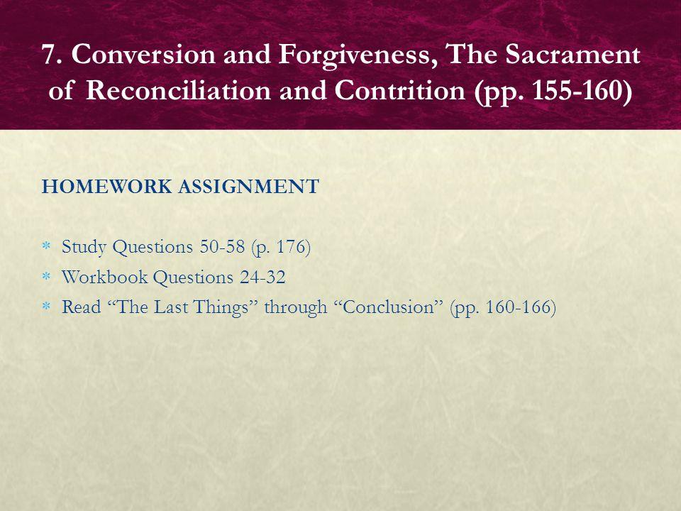 CLOSURE Write a paragraph explaining conversion.7.