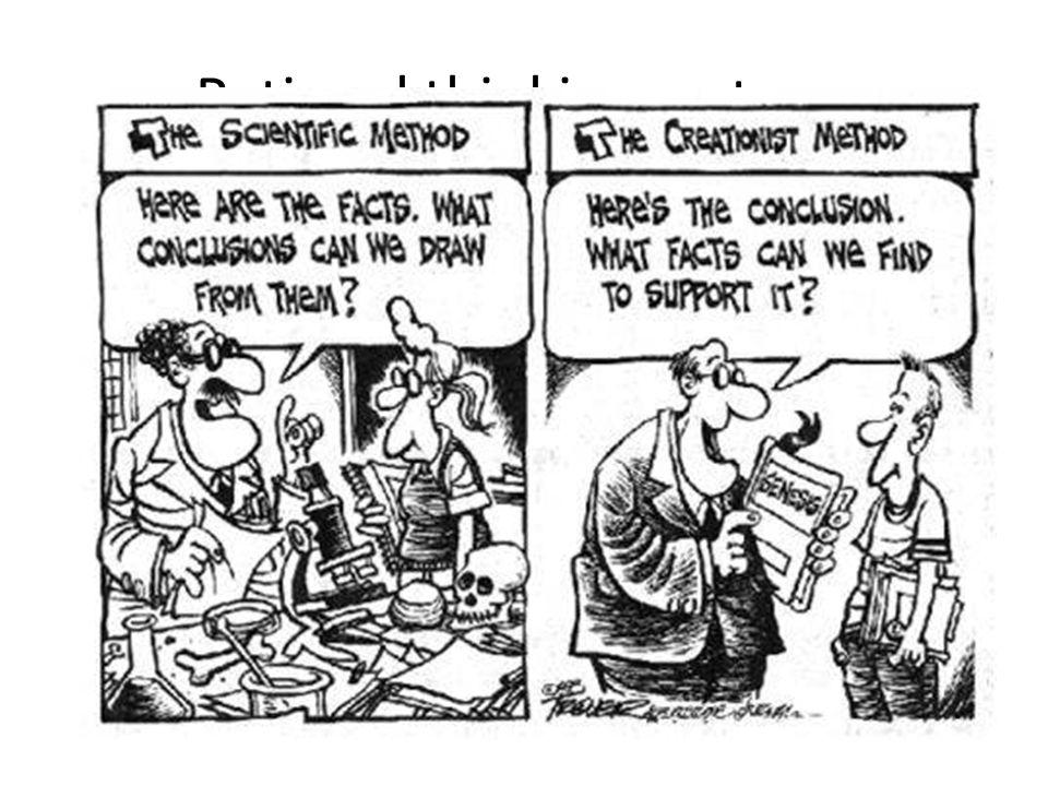 Rational thinking cartoon