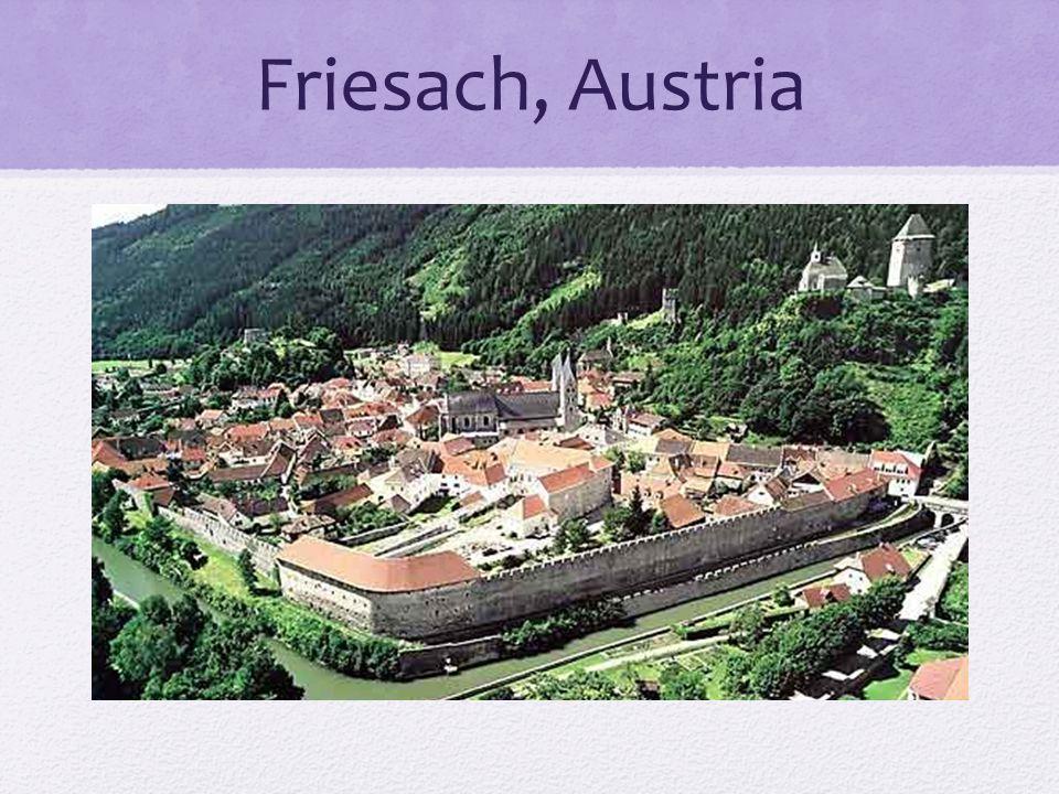 Friesach, Austria