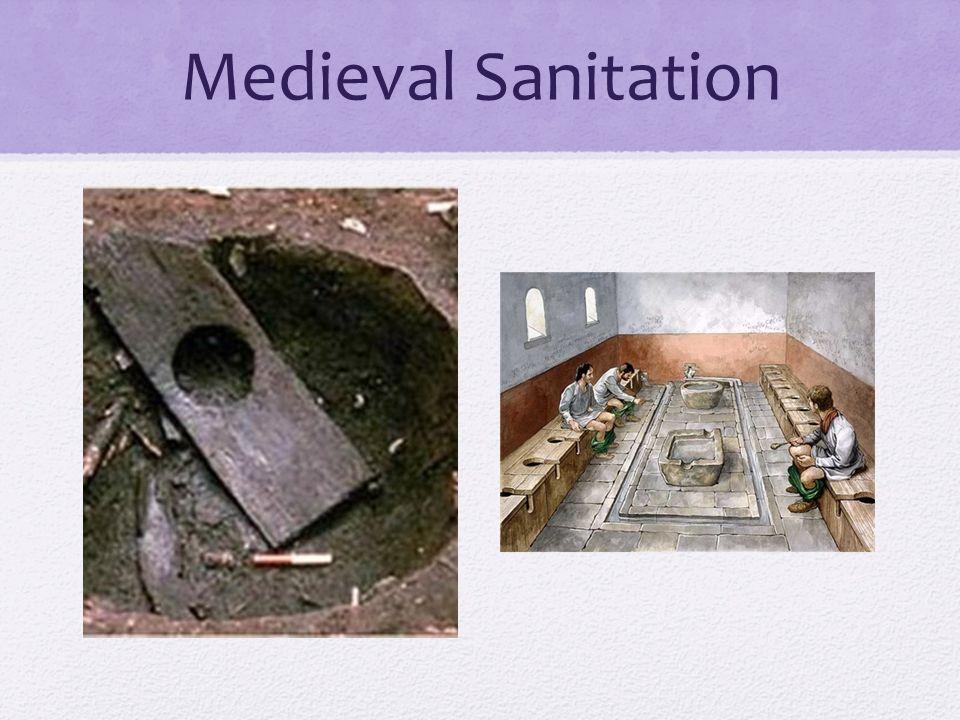 Medieval Sanitation