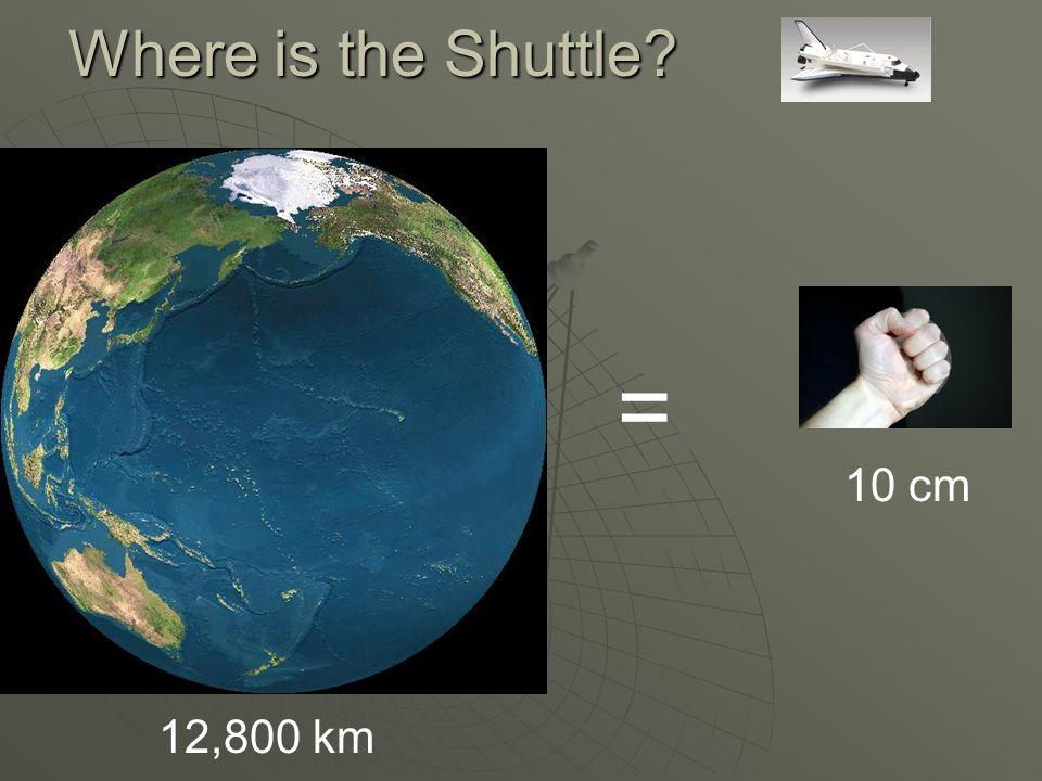 = 12,800 km 10 cm