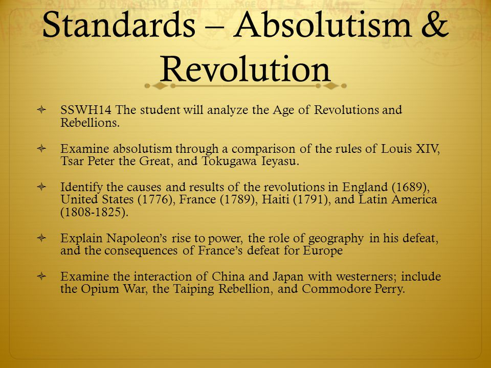Work Session  Napoleon Notes with graphic organizer  Latin American Revolutions Reading and Bubble Map