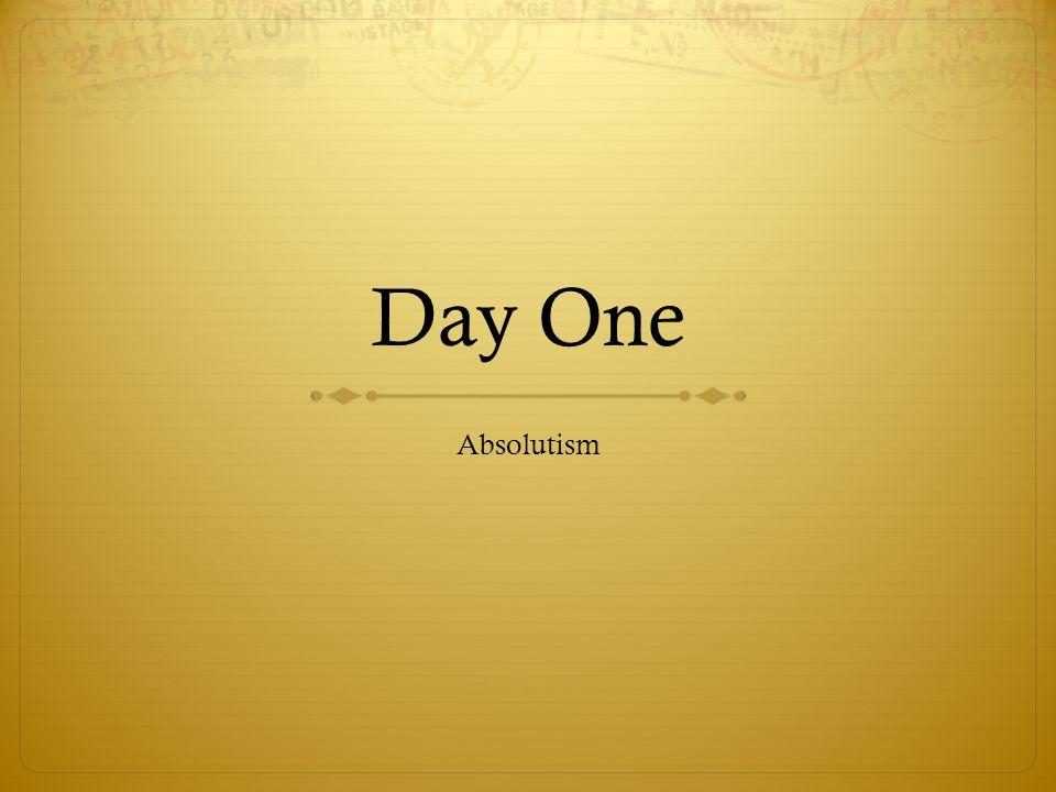 Day Nine Test