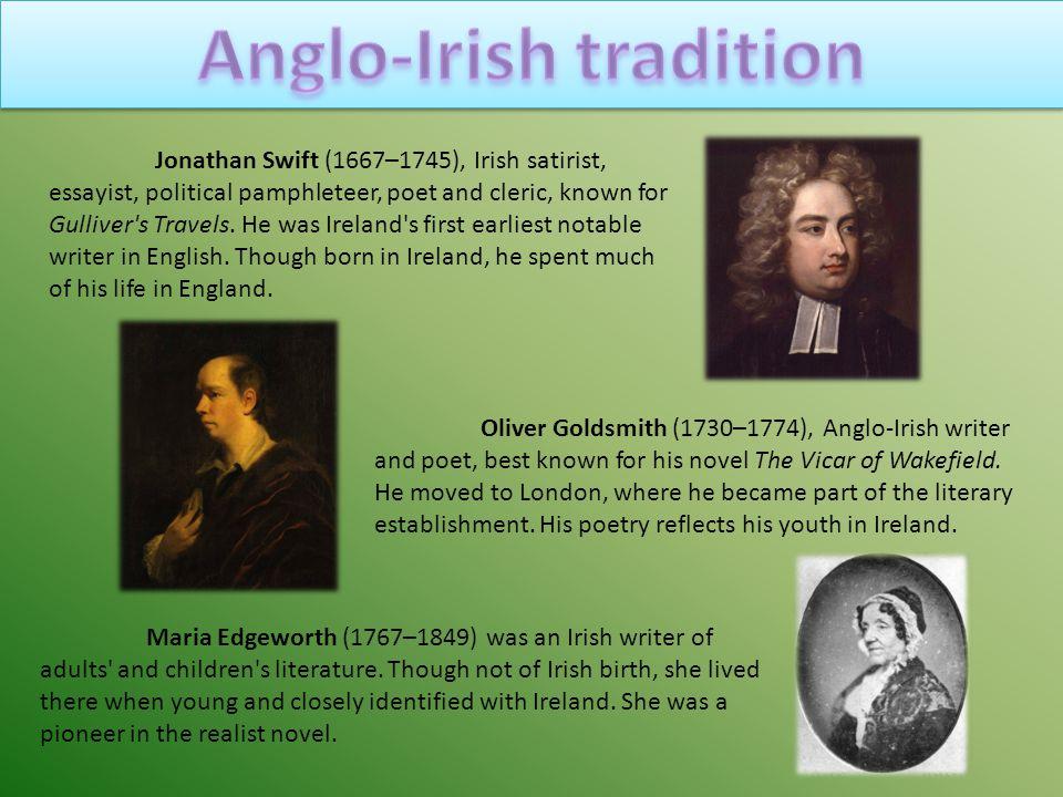 Maria Edgeworth (1767–1849) was an Irish writer of adults and children s literature.