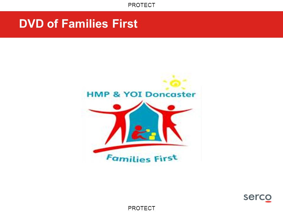 PROTECT DVD of Families First