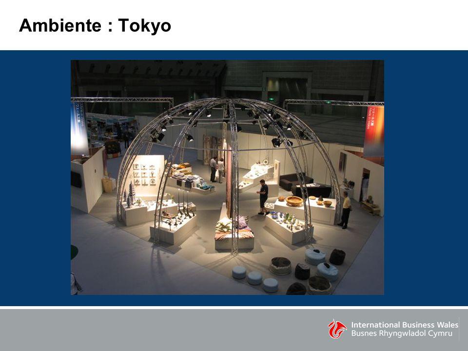 Ambiente : Tokyo