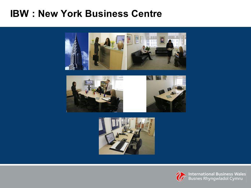 IBW : New York Business Centre