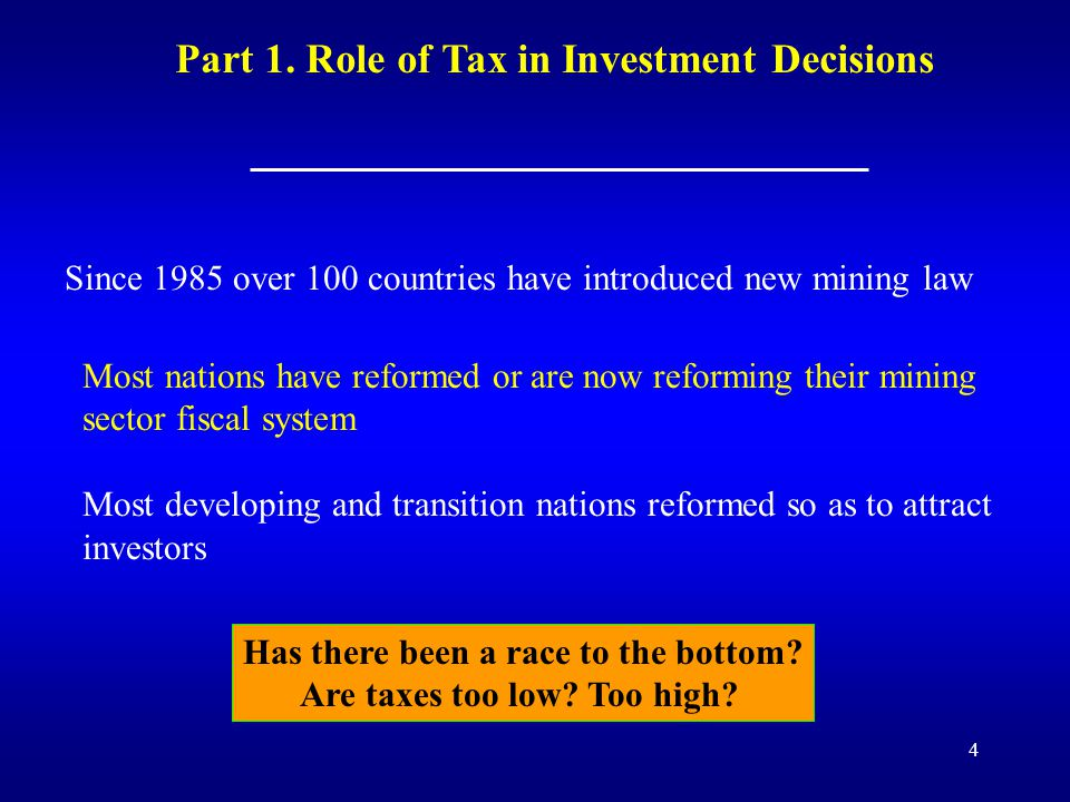 5 Australia Canada USA Rest of World SE Asia / Pacific Latin America Africa Exploration Investment is Cyclical
