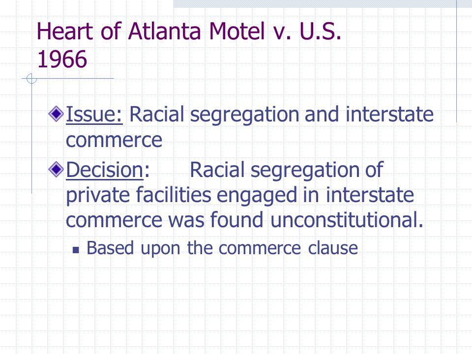 Heart of Atlanta Motel v.U.S.