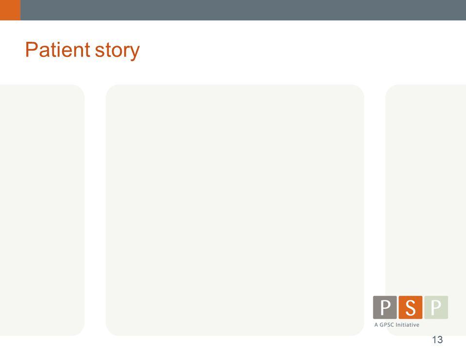 Patient story 13