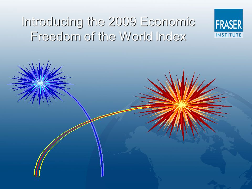 Introducing the 2009 Economic Freedom of the World Index