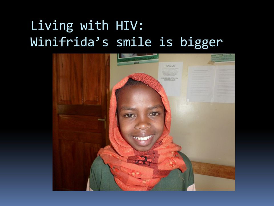 Living with HIV: Income Generating Projects