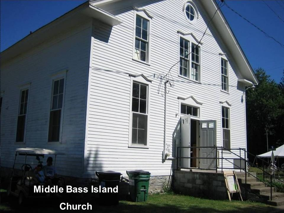 Middle Bass Island Church