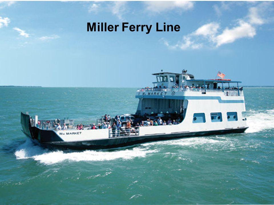 Miller Ferry Line