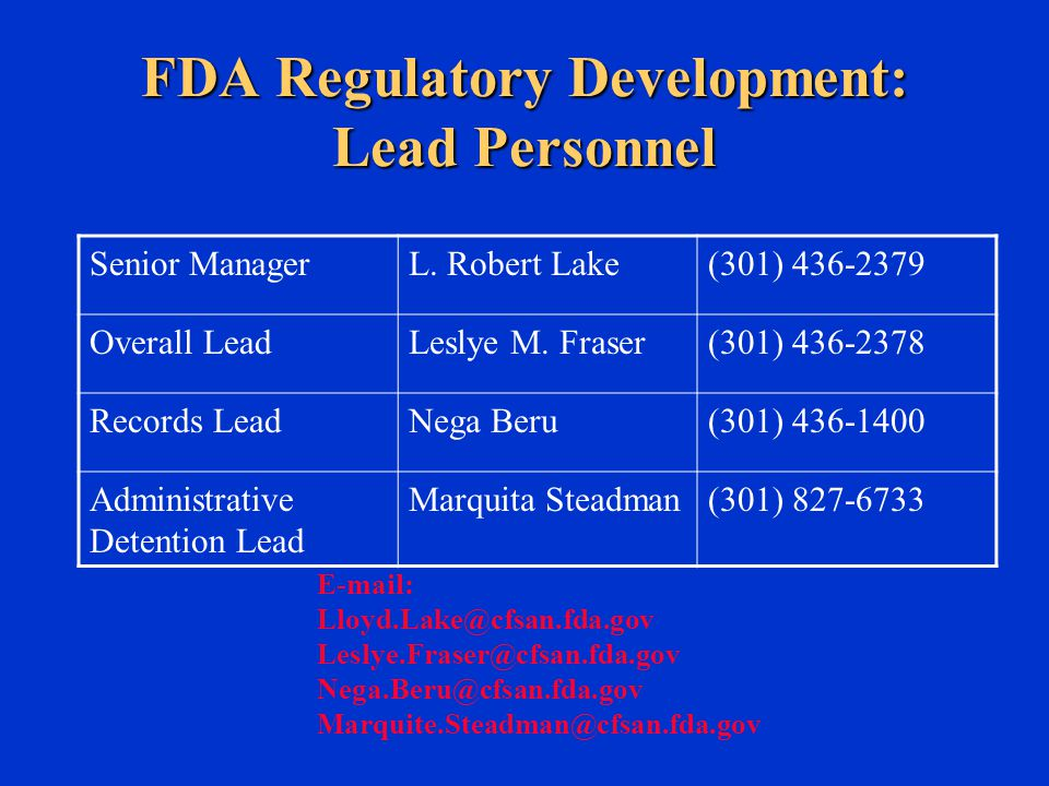 What if records aren't established, maintained, or provided to FDA upon request.