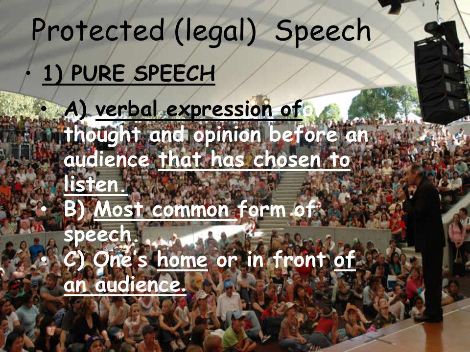 "Regulating Speech Clear and Present Danger Test Schenck v. United States 1919 Chief Just Oliver Holmes stated,, ""speech is limited when a clear and pr"