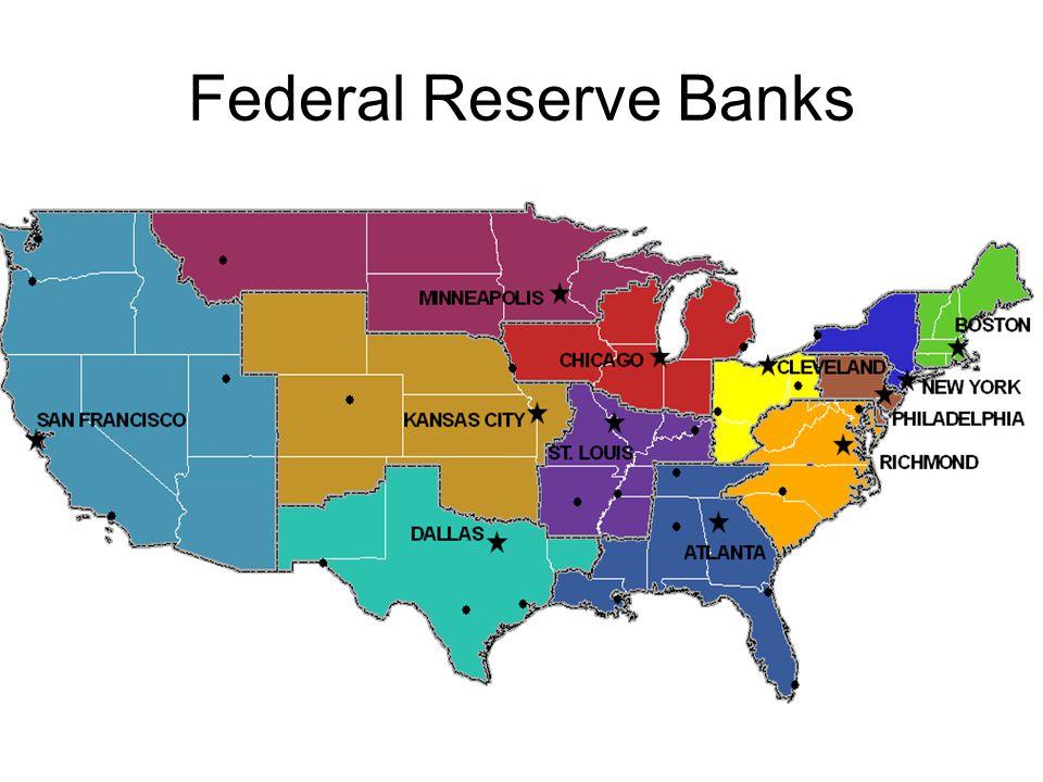 Federal Reserve Banks