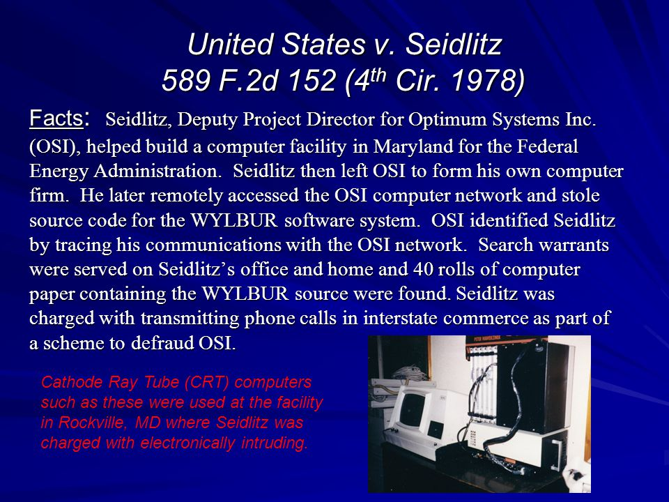 Intercepting Communications: Title III Applied to On-Line Conduct Sean B.