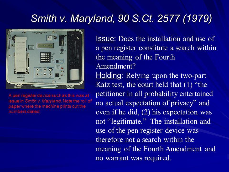 United States v.Smith, 155 F.3d 1051 (9 th Cir.
