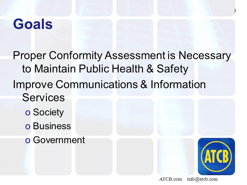 24 ATCB.com info@atcb.com MRAs: What are the Benefits.