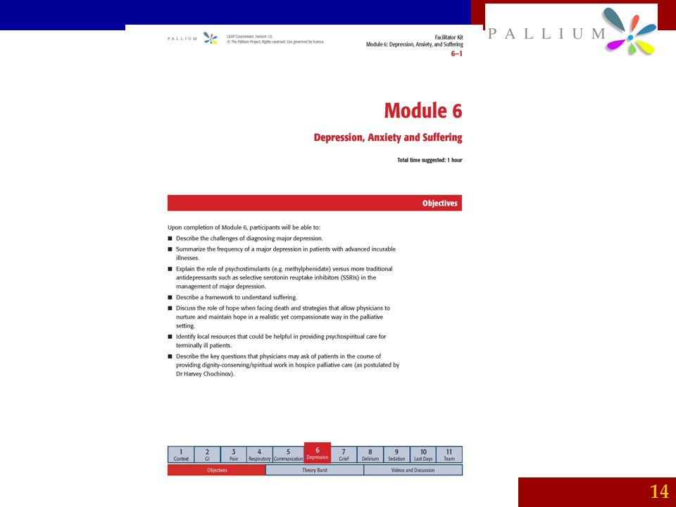 PALLIUM 14