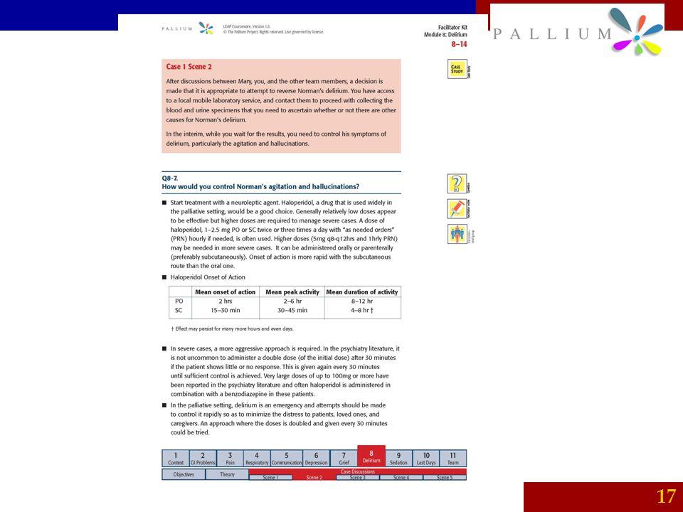 PALLIUM 17