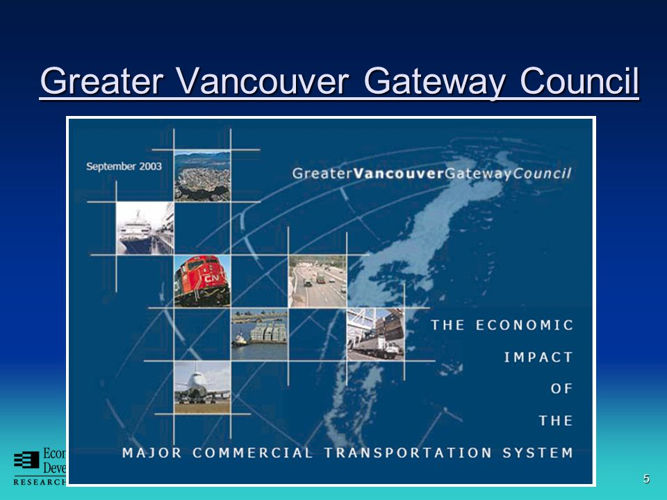 5 Greater Vancouver Gateway Council