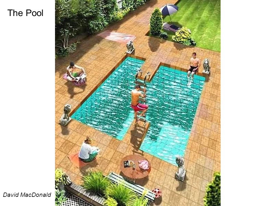 The Pool David MacDonald