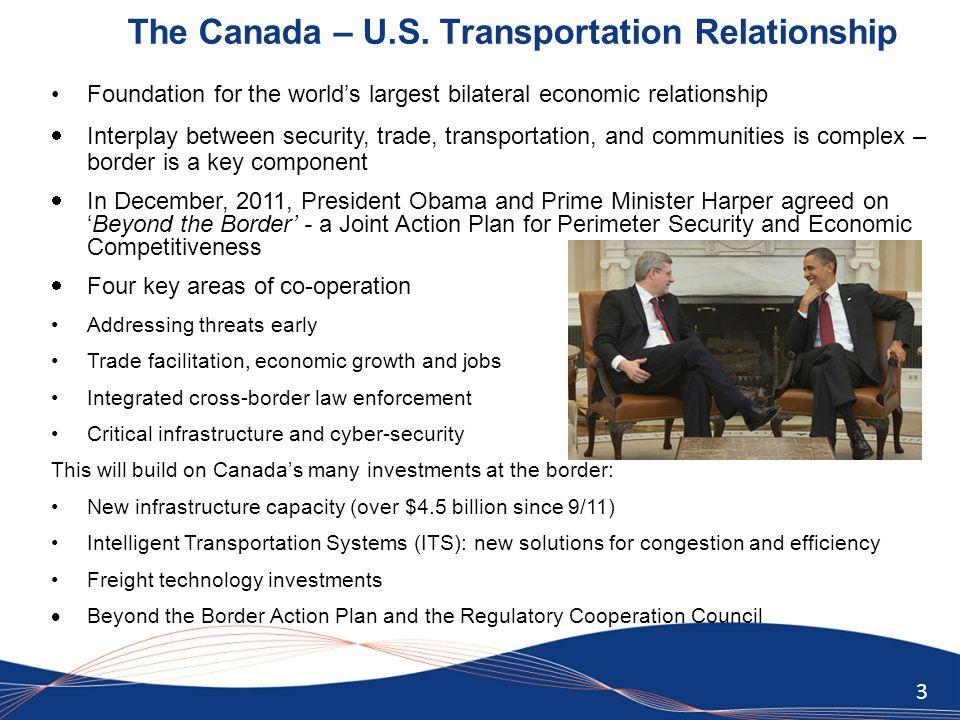 3 The Canada – U.S.