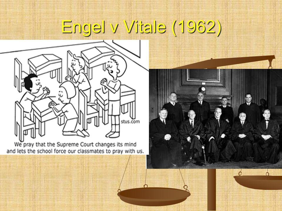 Engel v Vitale (1962)