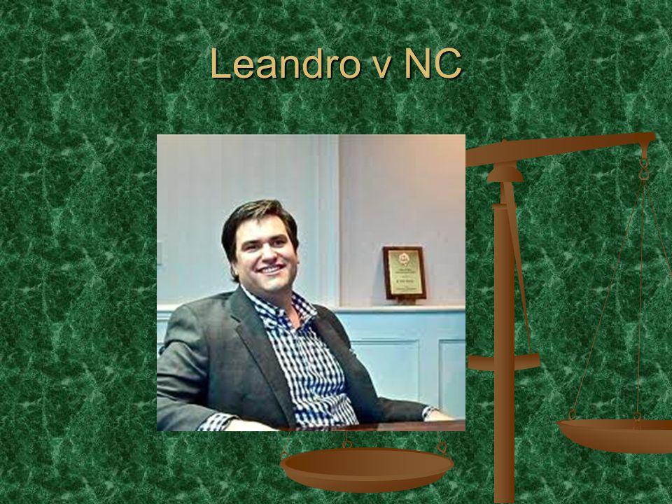 Leandro v NC