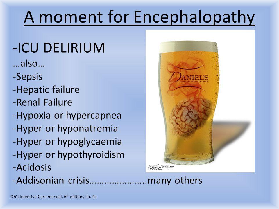 Pharmacological prophylaxis for Prevention of ICU delirium: - Siddiqi et al.