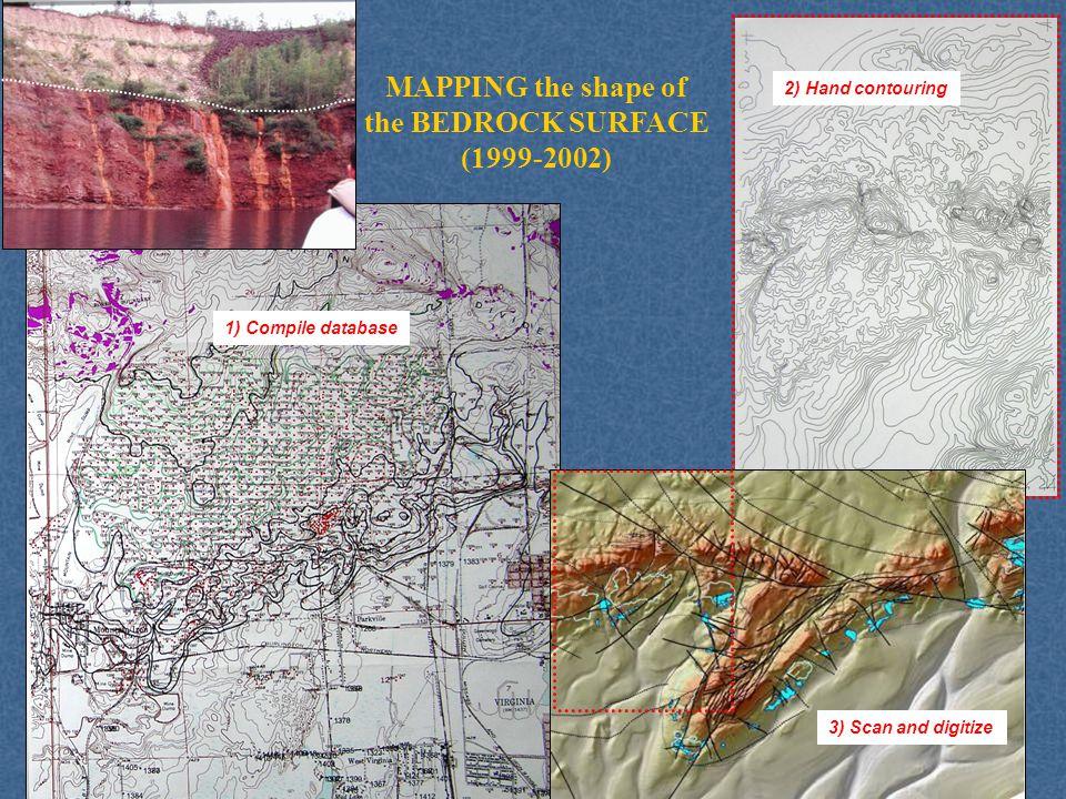 BATHYMETRY (lake-bottom topography) Erika Herr, DNR Waters